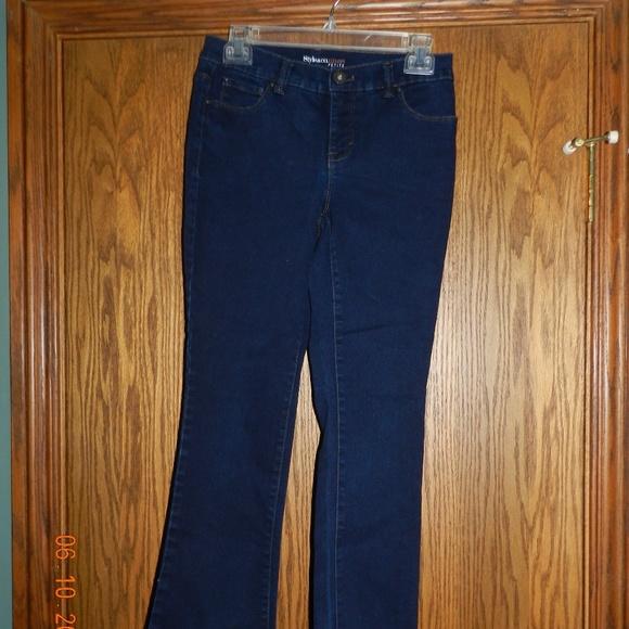 13821893bb6 Style & Co Jeans | Womens Style Co Petite Tummy Control | Poshmark